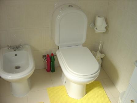trocar bidé pela sanita na remodelação da casa de banho